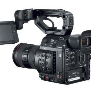Noleggio telecamera Canon Eos C200