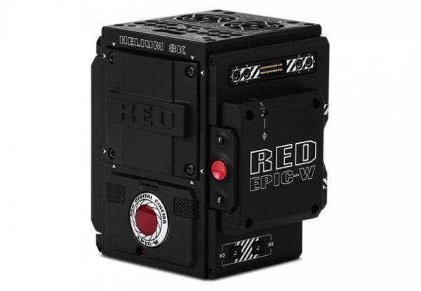 Noleggio telecamera Red Epic - Helium 8k