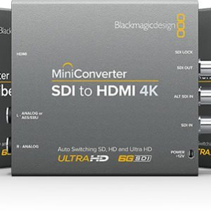 Il Convertitore Blackmagic design