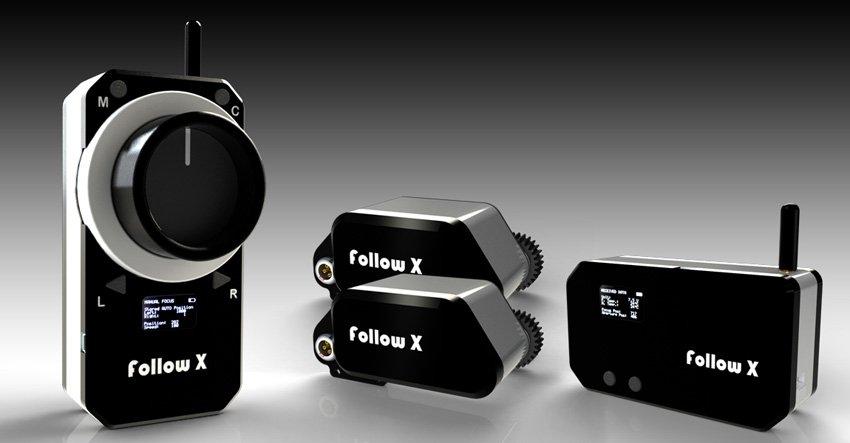 Il Follow X offre nuove caratteristiche.