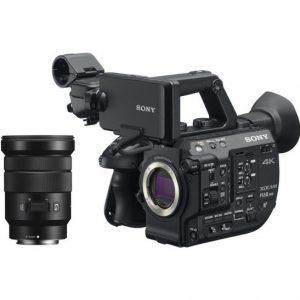 Noleggio Sony FS5 Mark II