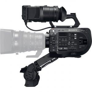 Noleggio Sony FS7 Mark II