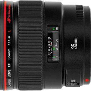 Noleggio Ottica Canon EF 35mm f/1.4L