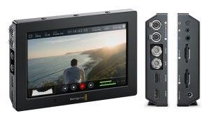 Blackmagic Video Assist 5'' 4K