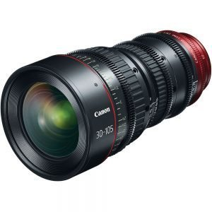 Noleggio Ottica Canon CN-E30-105mm T2.8