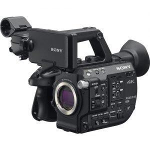 Noleggio Telecamera Sony FS5 Super 35 4K