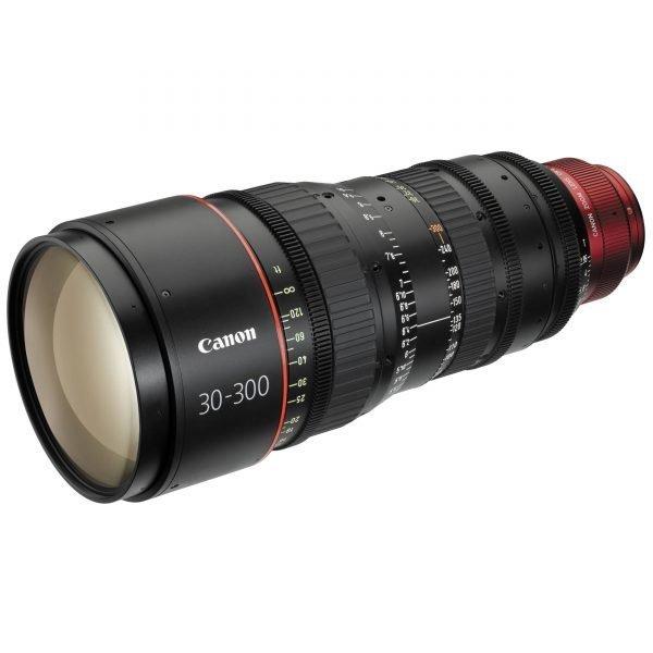 Noleggio Ottica Canon CN-E30-300mm T2.95