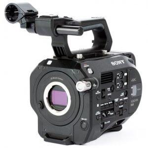 Noleggio Telecamera Sony FS7