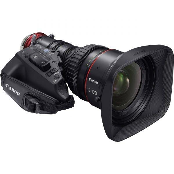 Noleggio Ottica Canon CN7x17