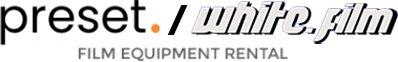 White / Preset Film Equipment Rental