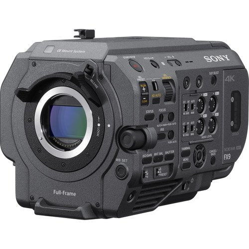 Noleggio Camera Sony PXW-FX9